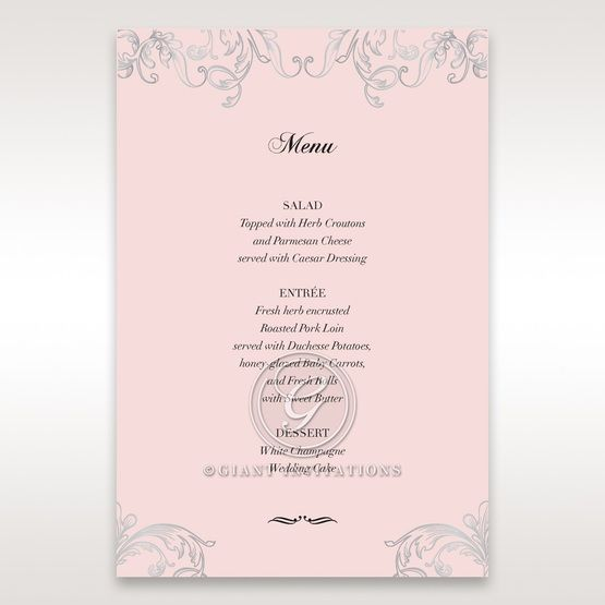 Silvery_Charisma-Menu_Cards-in_Pink