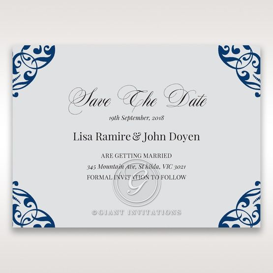 Jewelled_Navy_Half_Pocket-Save_the_date-in_Grey