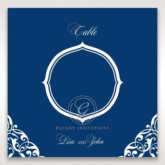 Jewelled_Navy_Half_Pocket-Table_card-in_Blue