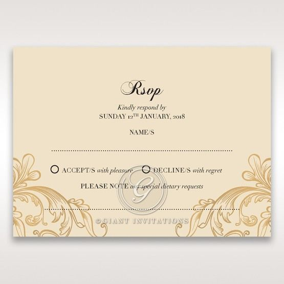 Golden_Charisma-RSVP_Cards-in_Gold