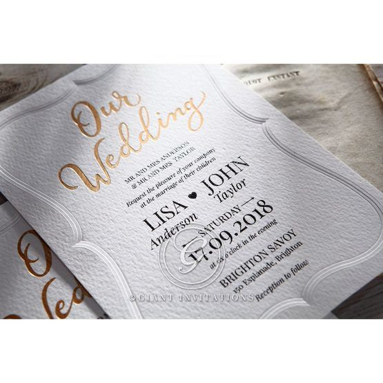 Embossed Frame wedding invitations OWI116025_6