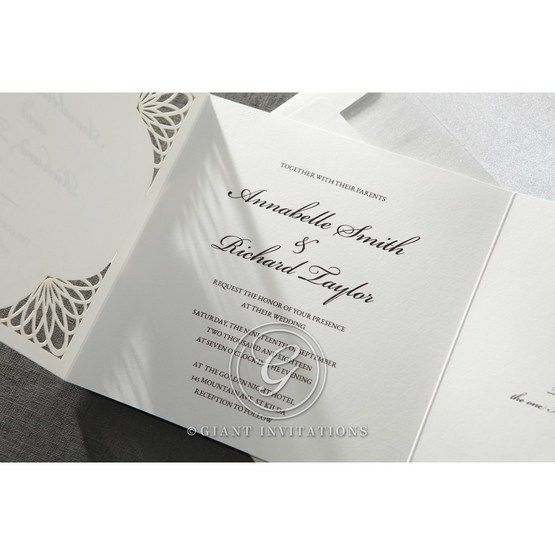 Framed Elegance wedding invitations HB15104_11