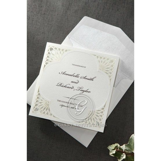 Framed Elegance wedding invitations HB15104_5