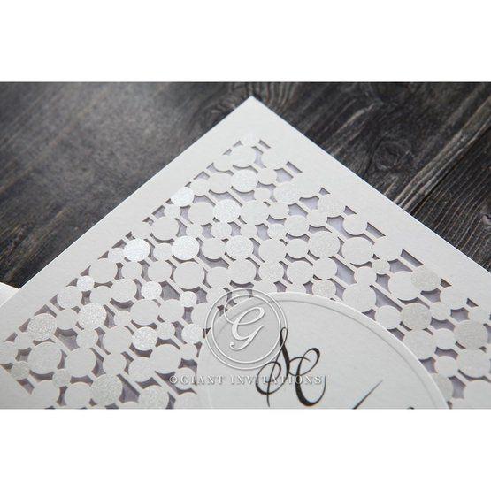 Purple Contemporary Celebration - Wedding invitation - 69