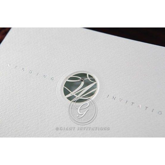 White Modern Marvel - Wedding invitation - 17