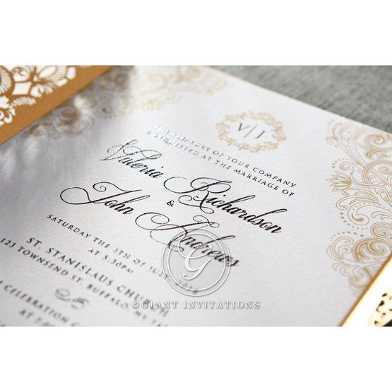 Imperial Glamour bridal shower invitations PWI116022-DG-B_3