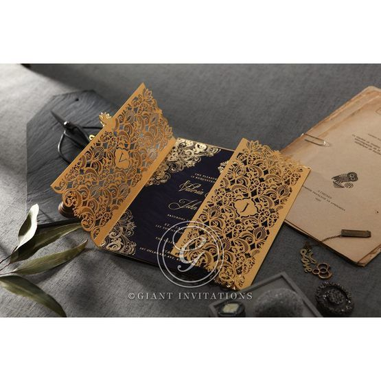 Imperial Glamour wedding invitations PWI116022-NV_7