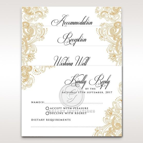 Imperial Glamour without Foil accommodation card DA116022-DG_2