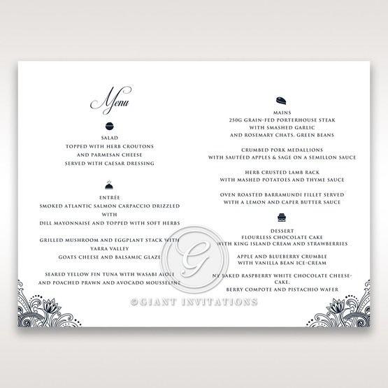 Imperial Glamour without Foil menu card DM116022-NV-D_2