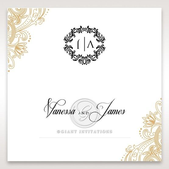 Imperial Glamour without Foil place card DP116022-DG