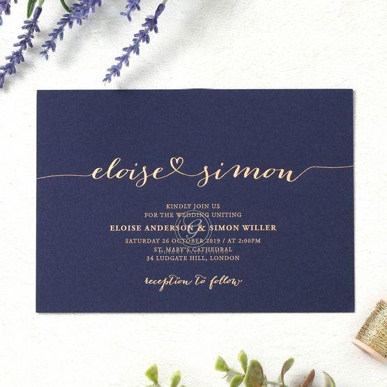 Infinity wedding invitations FWI116085-GB-MG