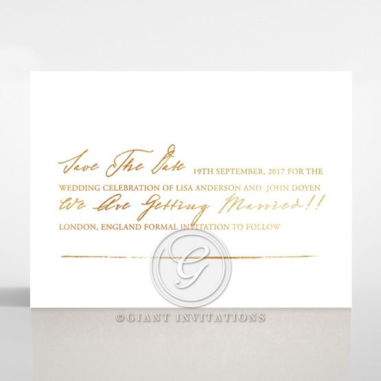 Love Letter save the date DS116105-TR-MG