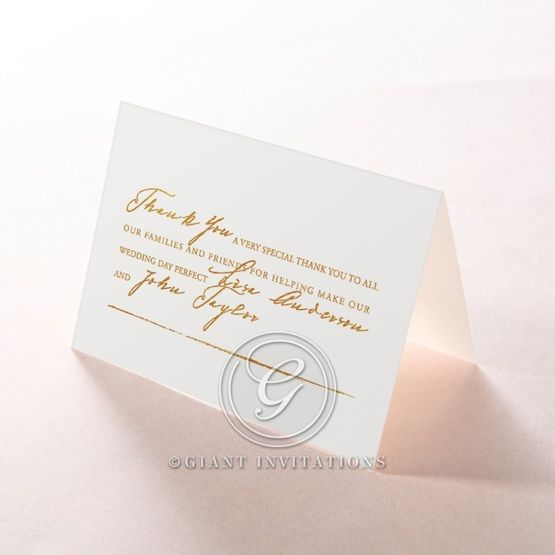 Love Letter thank you card DY116105-TR-MG