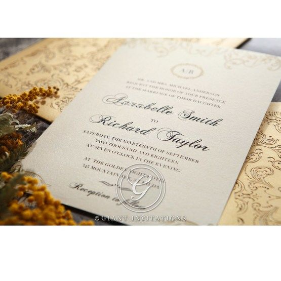 Golden_Charisma-Wedding_invitation-in_Gold