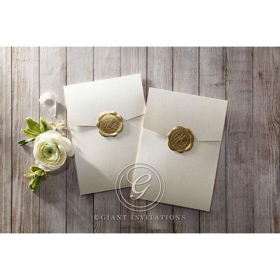 Prosperous Golden Pocket bridal shower invitations IAB11045-B_9