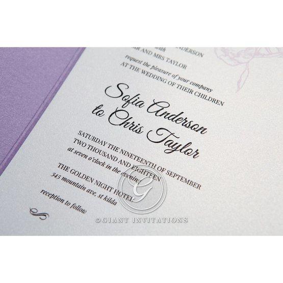 Romantic Rose Pocket anniversary cards IAB11049-A_11