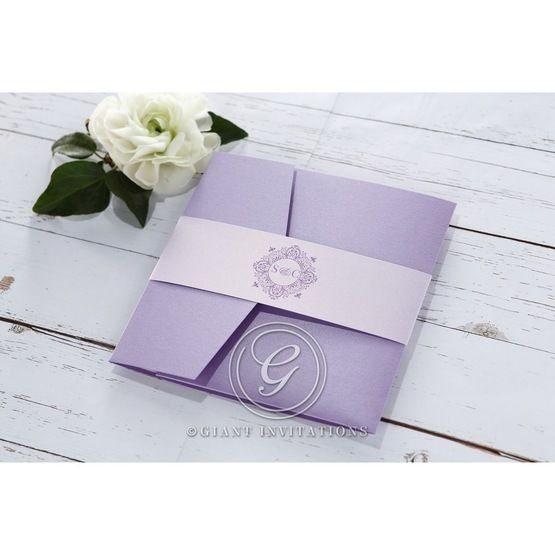 Romantic Rose Pocket bridal shower invitations IAB11049-B_1
