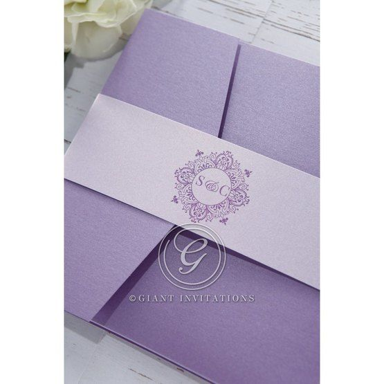 Romantic Rose Pocket bridal shower invitations IAB11049-B_2
