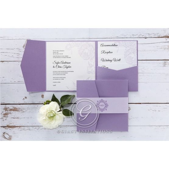 Romantic Rose Pocket bridal shower invitations IAB11049-B_8