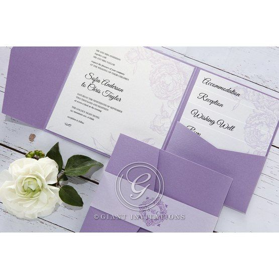 Romantic Rose Pocket bridal shower invitations IAB11049-B_9