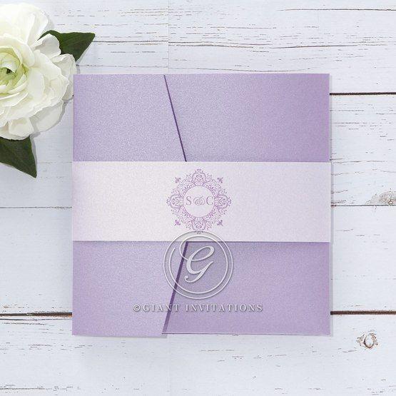 Romantic Rose Pocket hens night invitations IAB11049-H