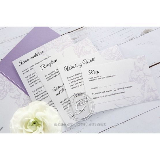 Romantic Rose Pocket hens night invitations IAB11049-H_10