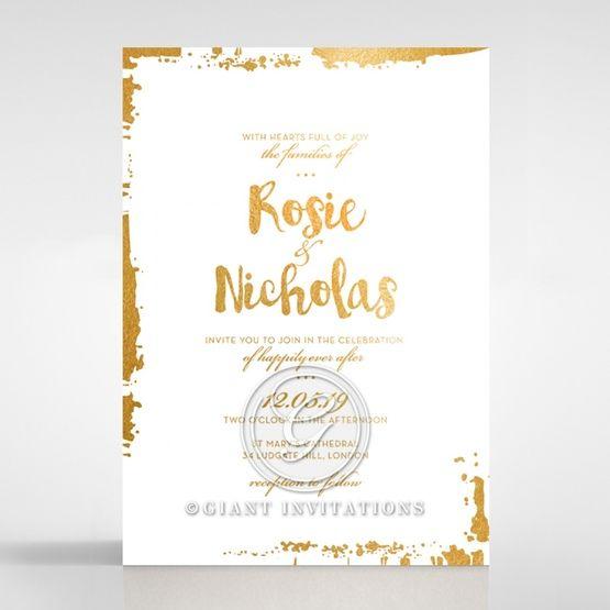 Rusted Charm wedding invitations FWI116082-GW-GG