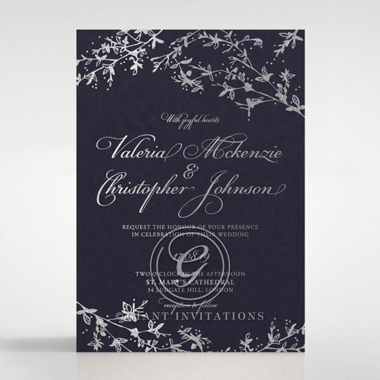 Secret Garden wedding invitations FWI116057-GB-MS