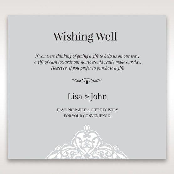 Laser Wedding Invitations for perfect invitation sample