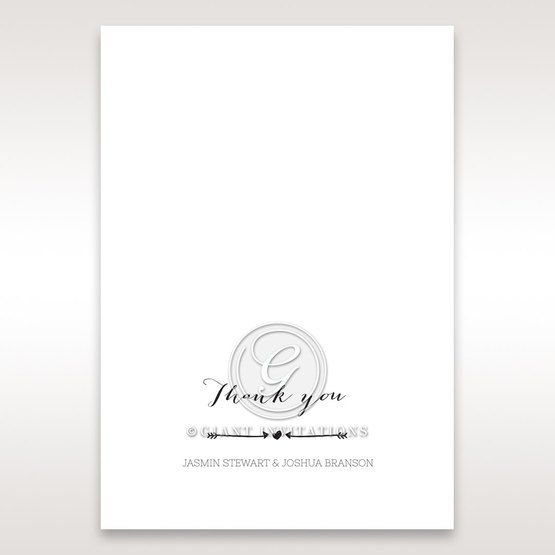Simply Rustic Thank You Cards in Ivory DY115085