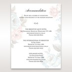 Blue Magical Flower Garden - Accommodation - Wedding Stationery - 64