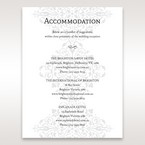 Black  A Night at the Opera - Accommodation - Wedding Stationery - 67
