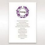Purple Royal Purple Winery - Order of Service - Wedding Stationery - 94