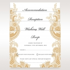 Prosperous Golden Pocket rsvp card DV11045_1