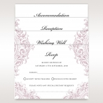 Jewelled Elegance reception card DC11591_1