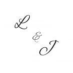 White Spindle and Eloquently Said - Gift Tags - Wedding Stationery - 70