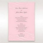 Pink Simply Graceful - Menu Cards - Wedding Stationery - 84