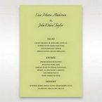 Green Laser Contempo Laser Cut Pocket - Menu Cards - Wedding Stationery - 47
