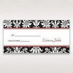 Black Majestic - Place Cards - Wedding Stationery - 66