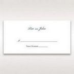 Blue Urban Chandelier - Place Cards - Wedding Stationery - 83