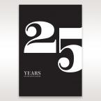 Black Years Past - Anniversary Cards - 38