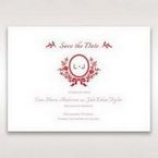 Red Old-fashioned Romance - Save the Date - Wedding Stationery - 53