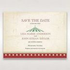 Red Big Top Celebration - Save the Date - Wedding Stationery - 11