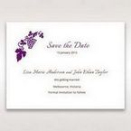 Purple Royal Purple Winery - Save the Date - Wedding Stationery - 22