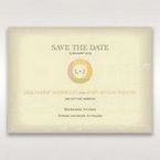 Orange Faded Modern Retro - Save the Date - Wedding Stationery - 39