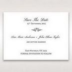 Silver/Gray Galaxy Gold - Save the Date - Wedding Stationery - 79