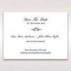 Silver/Gray Kinne Ivory - Save the Date - Wedding Stationery - 25