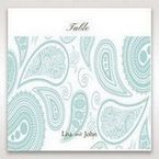 Blue Vintage Swirls - Table Number Cards - Wedding Stationery - 96