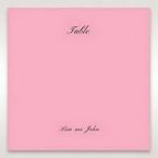 Pink Pretty in Pink Modern Couture - Table Number Cards - Wedding Stationery - 84