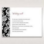 Black Majestic - Wishing Well / Gift Registry - Wedding Stationery - 96